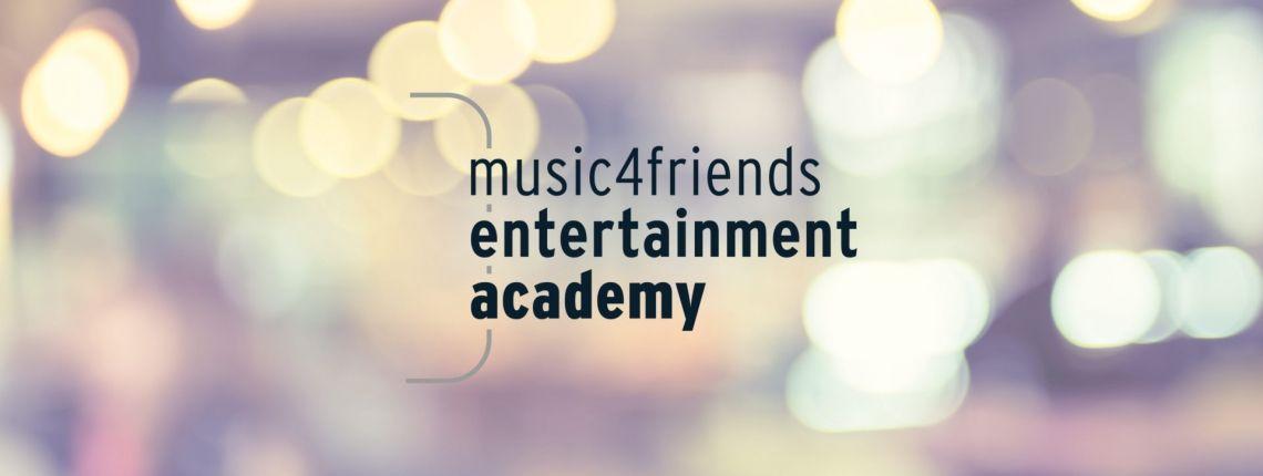 music4friends eröffnet Academy