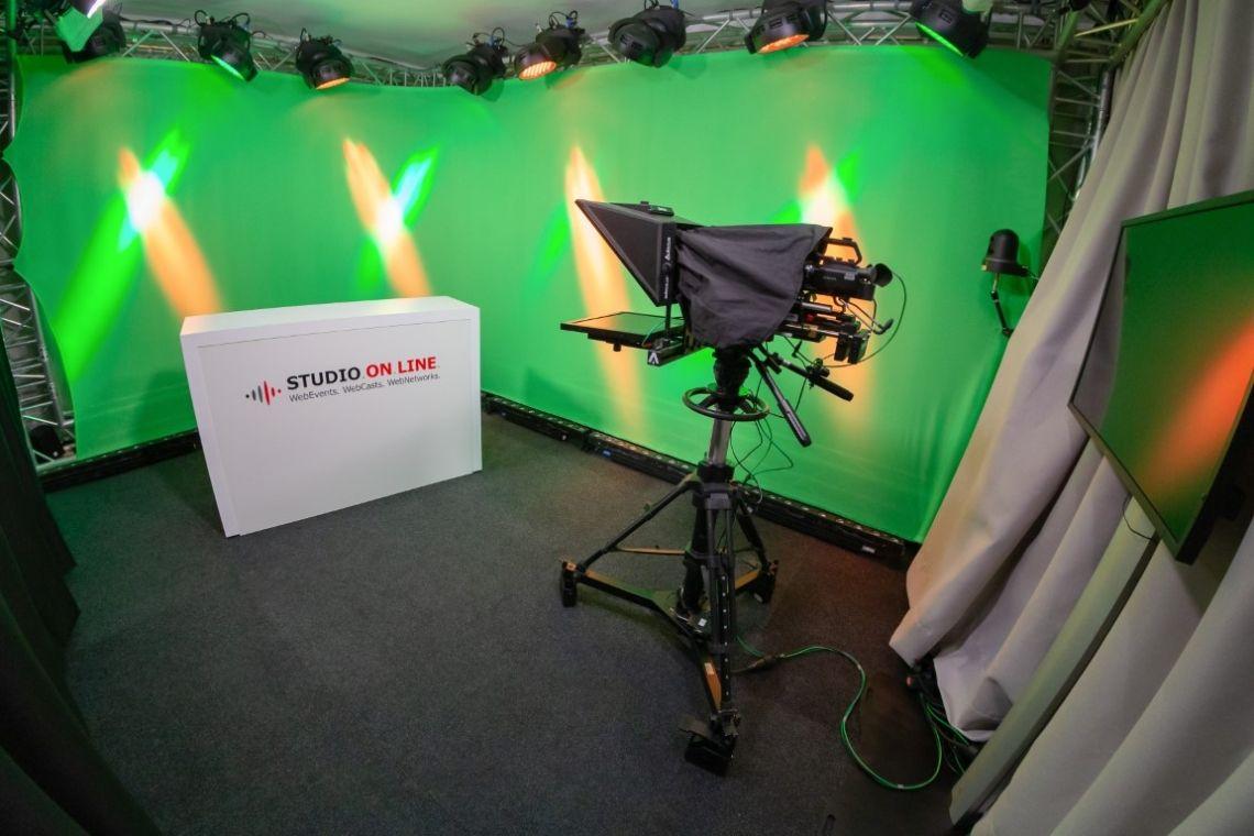 Neues Digital Event Studio in Frechen