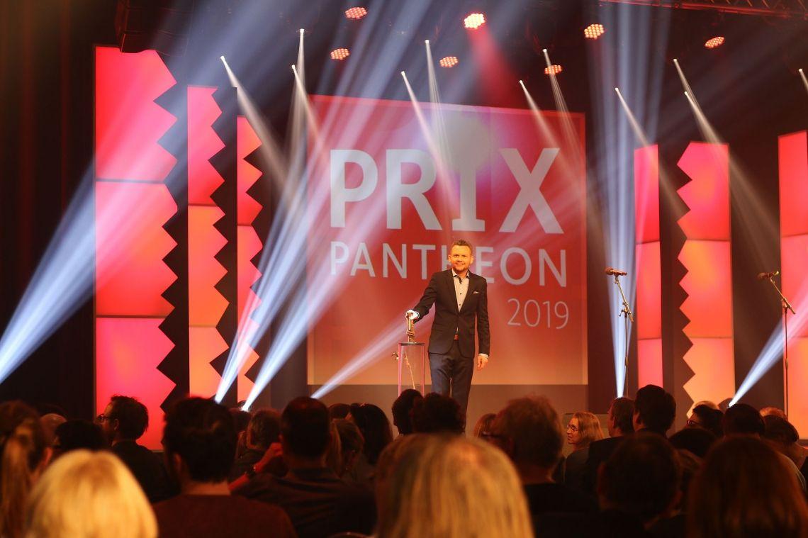 Deutscher Kabarett- und Satirepreis Prix Pantheon findet erst im Oktober statt