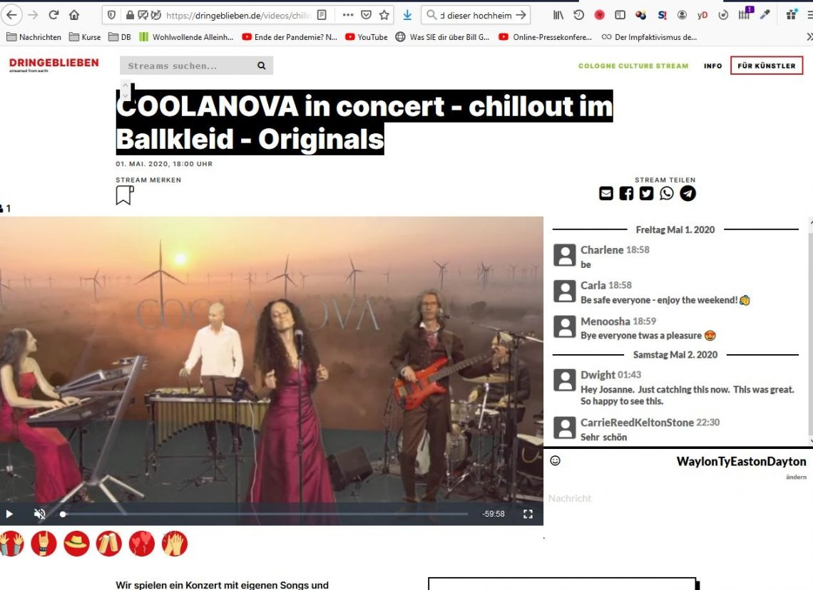 Digitale Live-Musik – Ein Widerspruch?