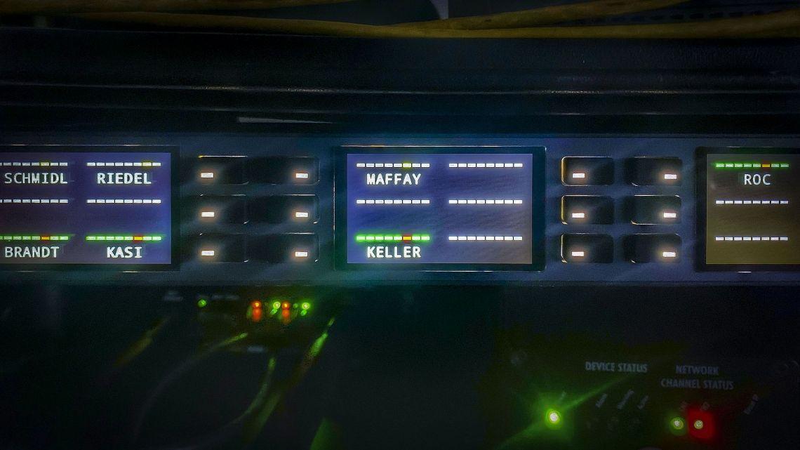 ROC ´n´ Roll – Riedel und RRN liefern Remote-Mastering-Service für Live-Stream von Peter Maffay-Konzert