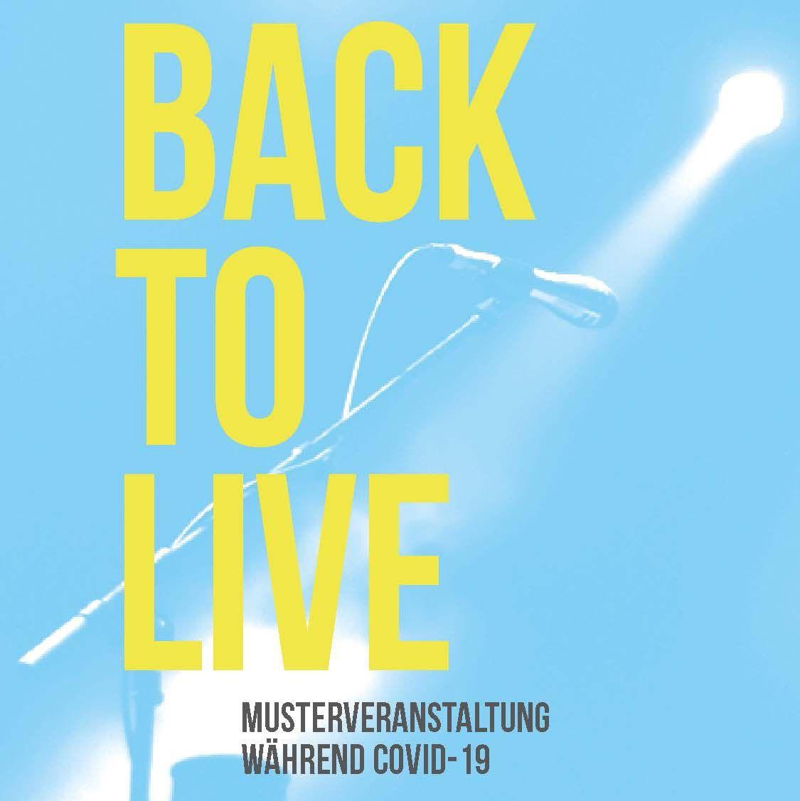 BACK TO LIVE: Events trotz COVID-19 – der FAMAB zeigt in seinem Labor wie's geht.
