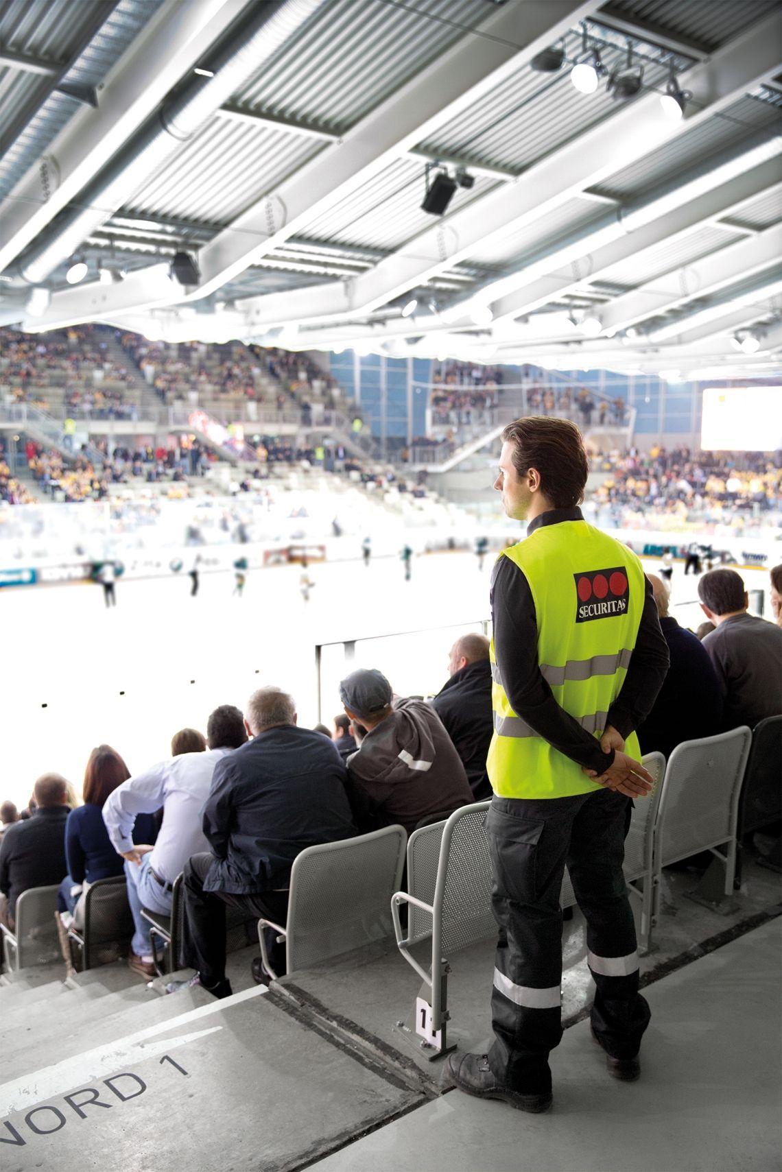 Securitas Sport und Event erweitert integrierte Sicherheitslösungen