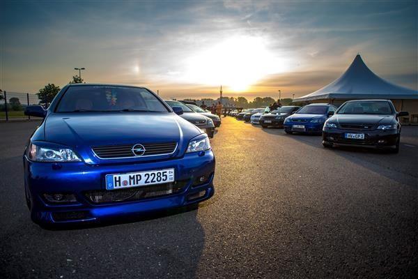 Startschuss zum ersten Opel-Treffen Digital