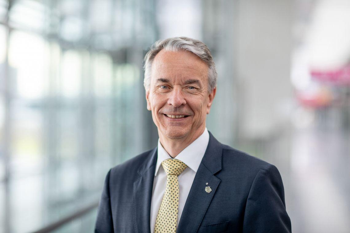 Roland Bleinroth in den AUMA-Vorstand gewählt