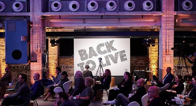 Mit BACK TO LIVE zeigt die Veranstaltungsbranche:  Herausragende Veranstaltungen sind auch im Kontext von Covid-19 möglich!