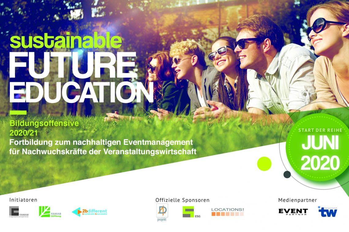 Sustainable Future Education: Bildungsoffensive 2020/2021 steigert nachhaltige berufliche Kompetenz des Branchennachwuchses in Corona-Zeiten