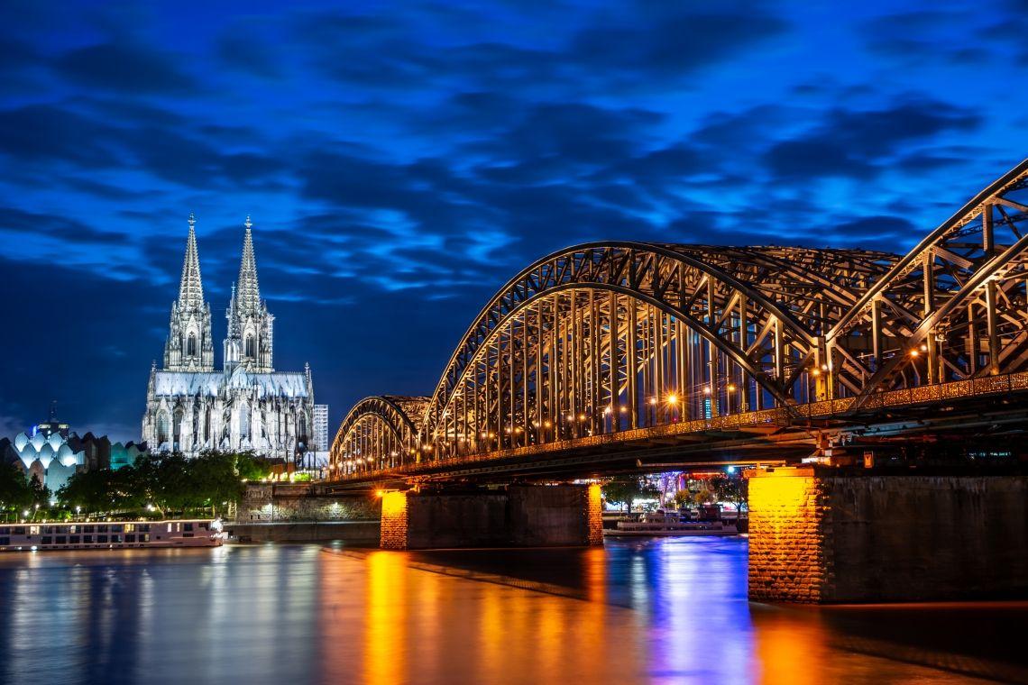 Business-Reiseziel Köln bereit für Veranstaltungen