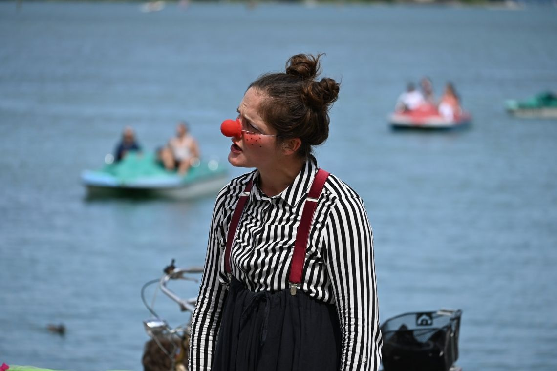 Ferienseminare Clown und Comedy in Konstanz