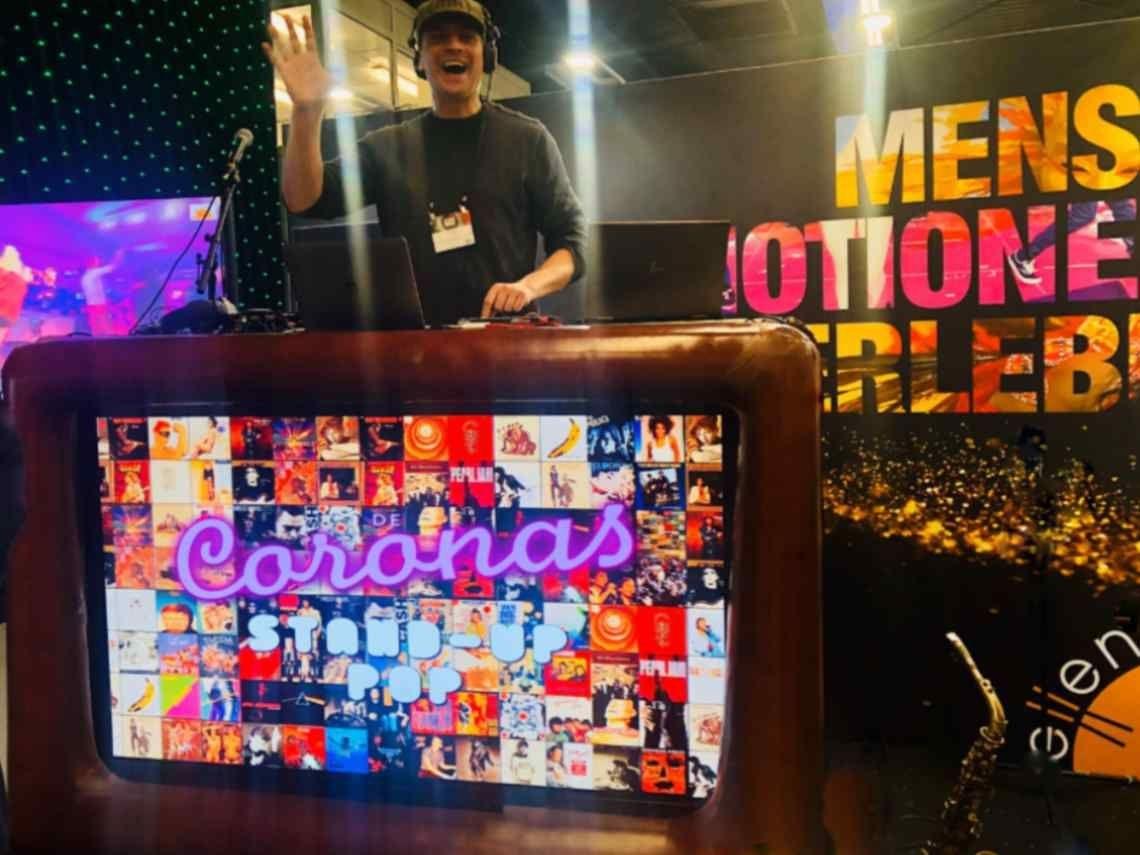 DJ+ Livekünstler mit Wunsch-App kontaktlos erleben