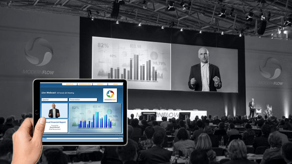 IMS sucht Verstärkung - starkes Wachstum bei Online Events