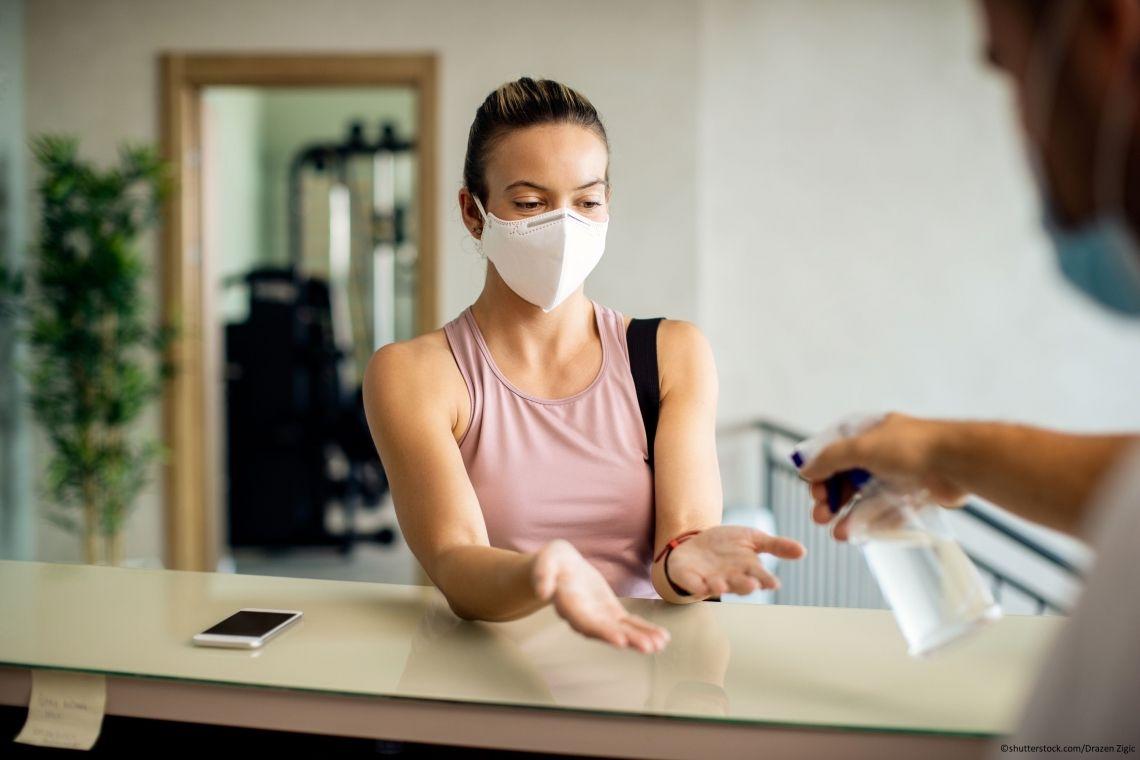 Neues Online-Training im November: Hygienebeauftragte/r für Sport- und Freizeitanlagen