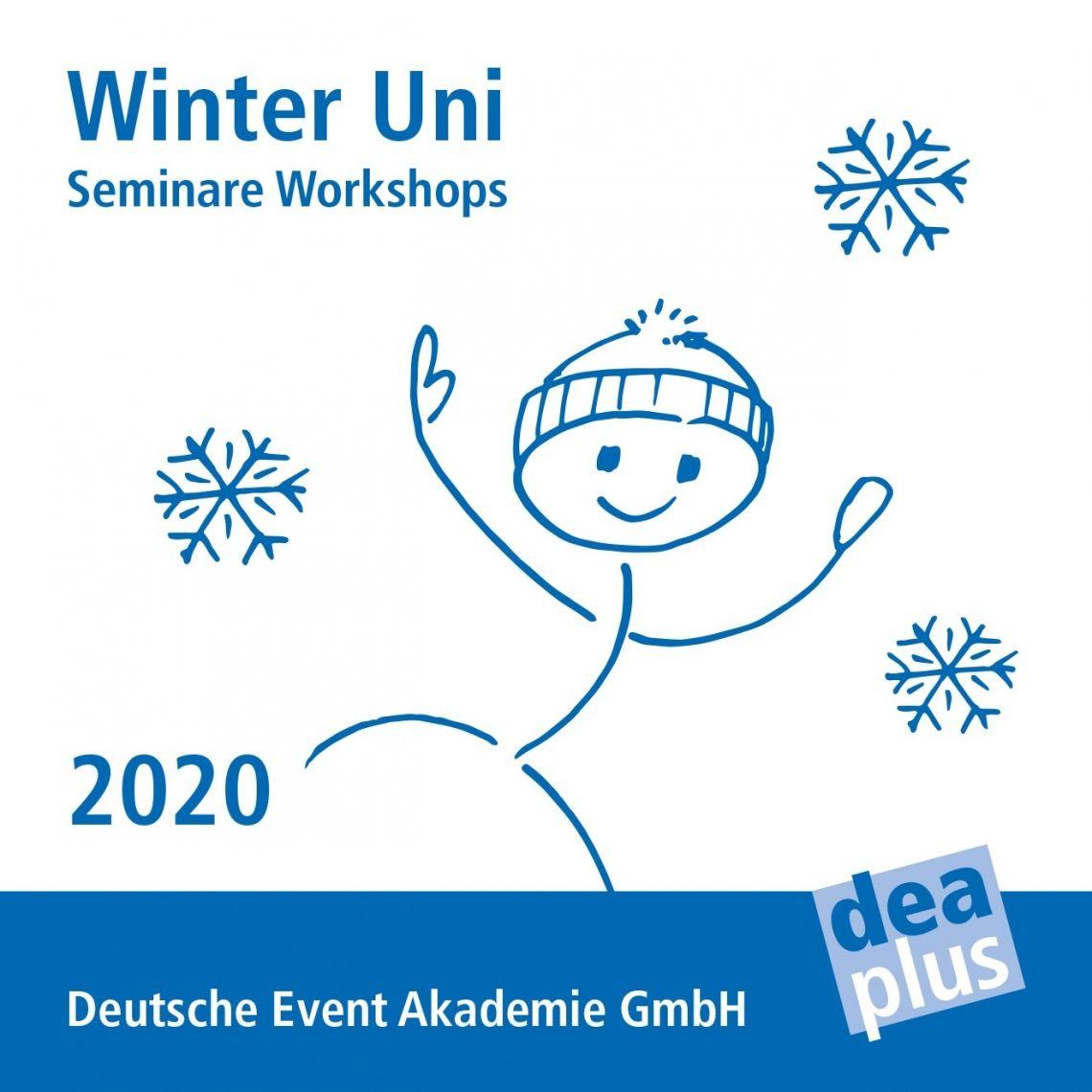 DEAplus proudly presents: Winter Uni 2020