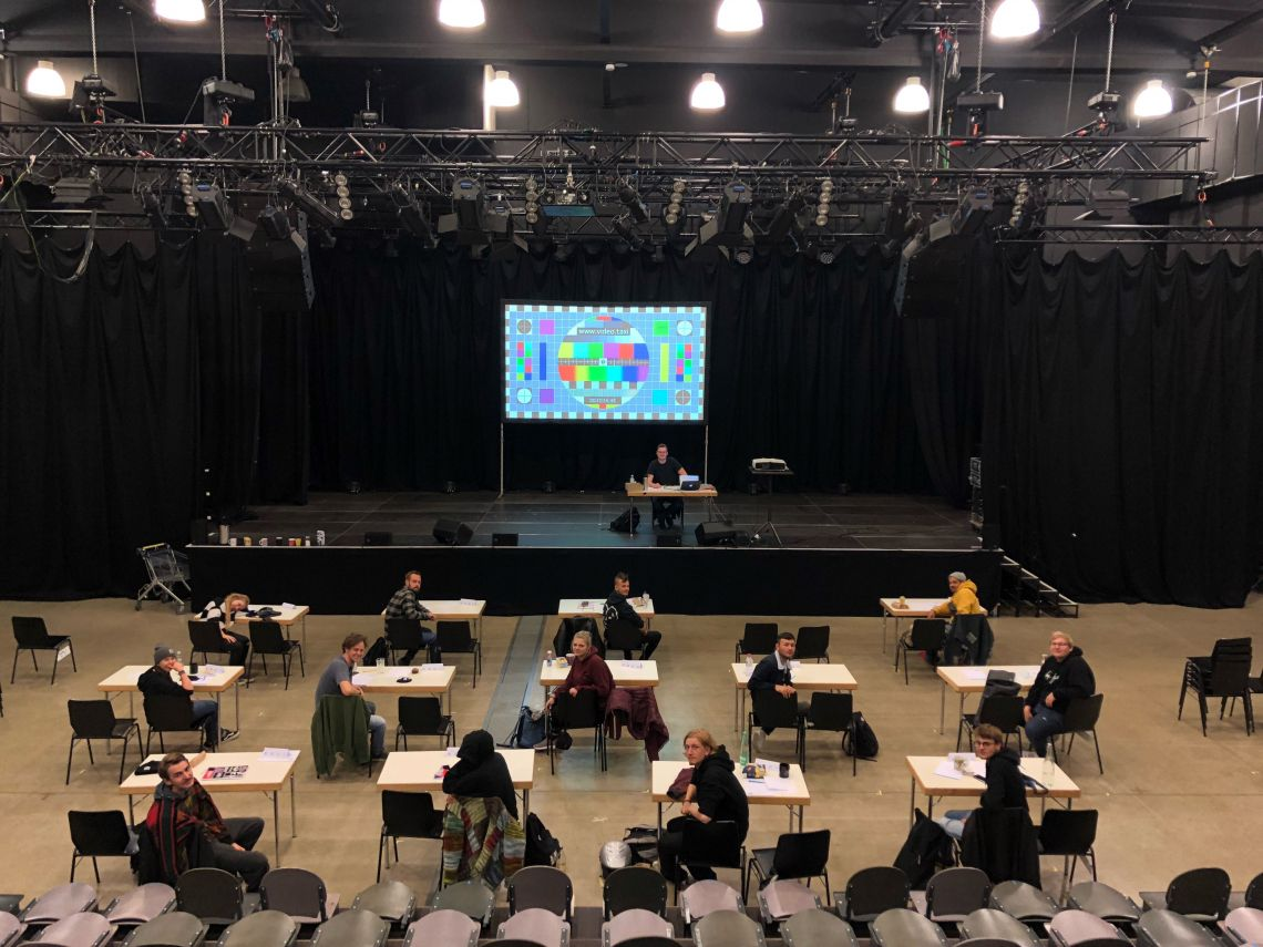 DEAplus Training für Auszubildende in Kulturzentren