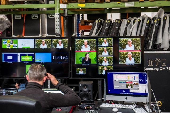 satis&fy setzt digitale Landesmitgliederversammlung von BÜNDNIS 90/DIE GRÜNEN Hessen um