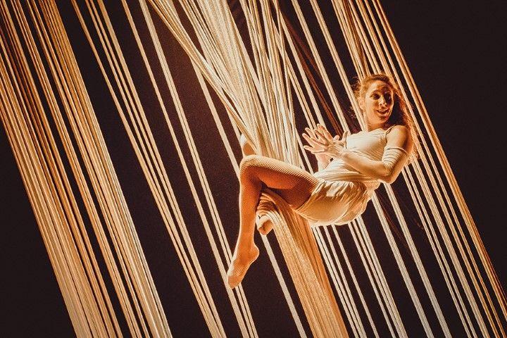 Kirche für Köln und Cirque Bouffon präsentieren: Coeur à Coeur - Ein Weihnachtstraum