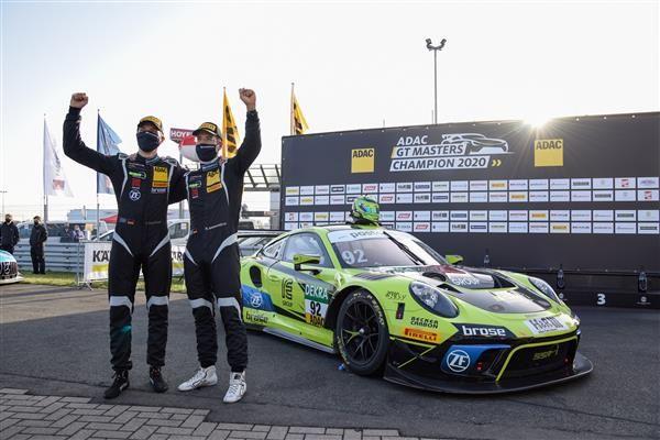 ADAC GT Masters 2020 | Ein meisterhaftes Wochenende in Oschersleben
