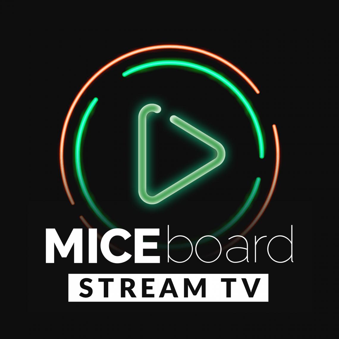 MICEboard Stream TV