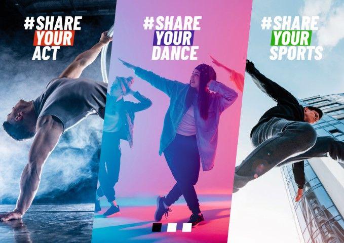 SHARE YOUR SHOW: Neue Plattform für Talente