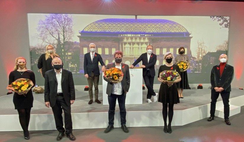 Online-Live-Auktion bringt 59.100 Euro für die Düsseldorfer Aidshilfe