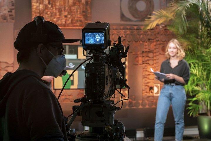HS Darmstadt realisiert virtuelle Erstsemesterbegrüßung in Fernsehqualität mit Riedels MediorNet, Artist und Bolero