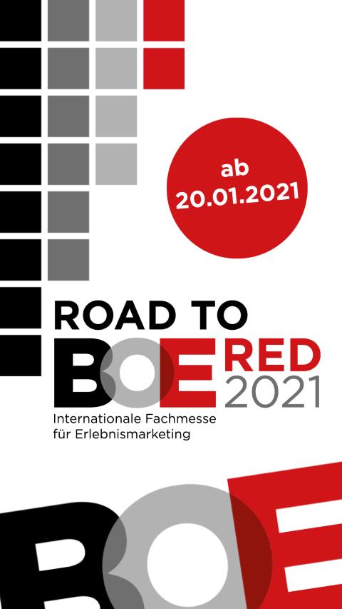 """""""RoadToBOE"""": Vorbereitungen für BOE Red 2021 laufen auf Hochtouren"""