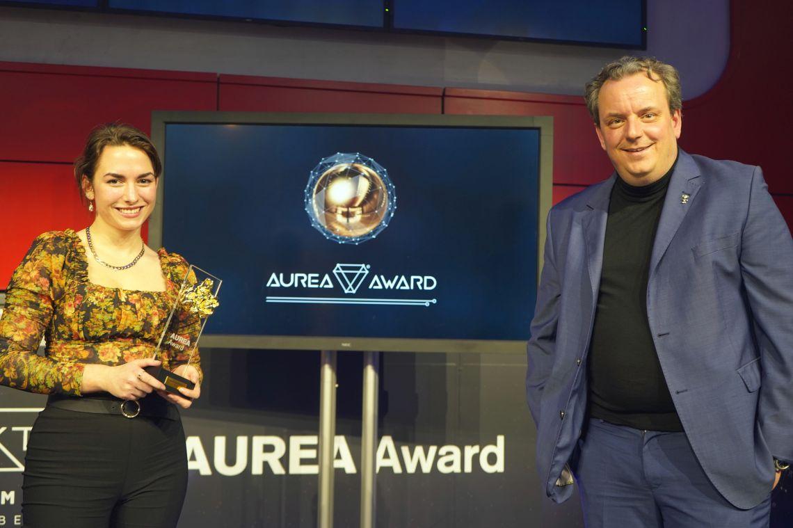 MackNeXT zeichnet internationale Technologie-Vorreiter aus: AUREA Award 2021 geht nach Deutschland und in die USA
