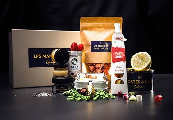 LPS Manufakturboxen für digitale und hybride Events