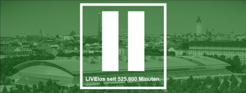 1 Jahr, 8.760 Stunden, 525.600 Minuten LIVElos