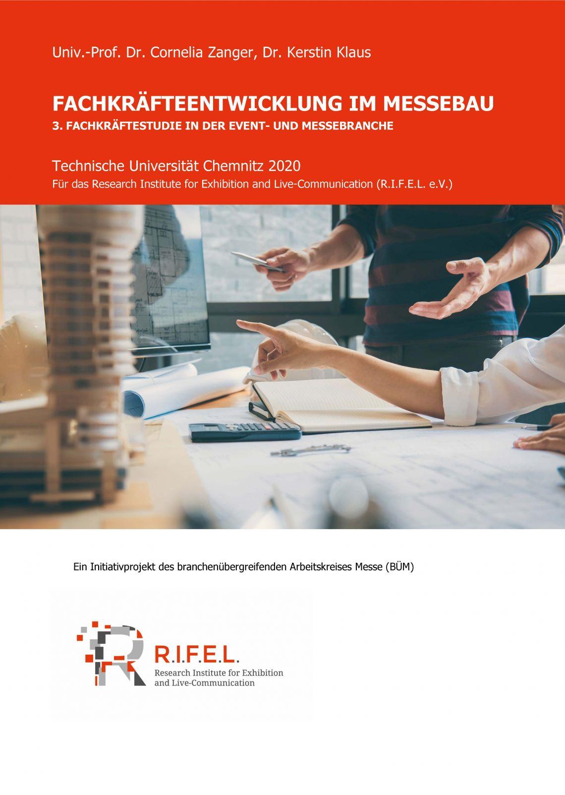 Fachkräftestudie in der Event- und Messebaubranche des R.I.F.E.L, e. V.