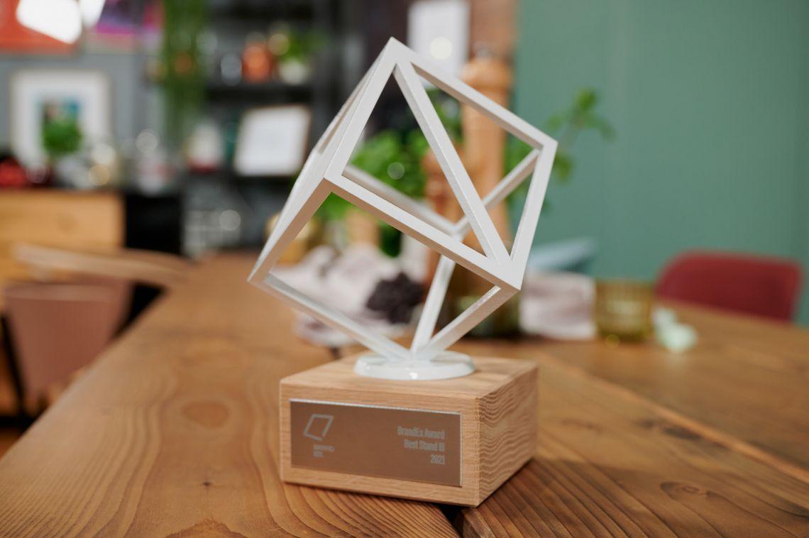 38 Gewinner und eine Premiere beim BrandEx Award 2021