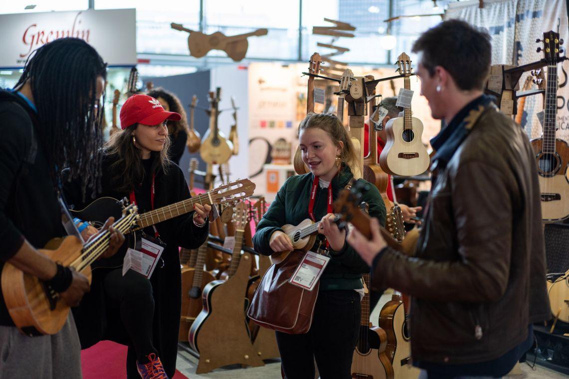 Messe Frankfurt erarbeitet gemeinsam mit der Musikwirtschaft Konzepte für Musikmesse in 2022