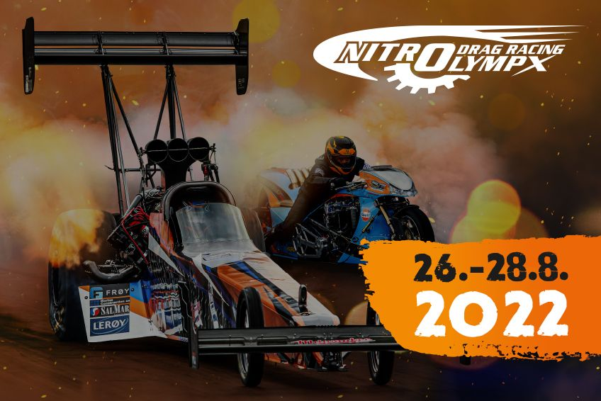 Kein Drag Racing am Hockenheimring: NitrOlympX 2021 abgesagt