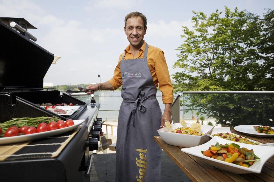 KAISERSCHOTE Feinkost Catering stellt die Grillbox vor