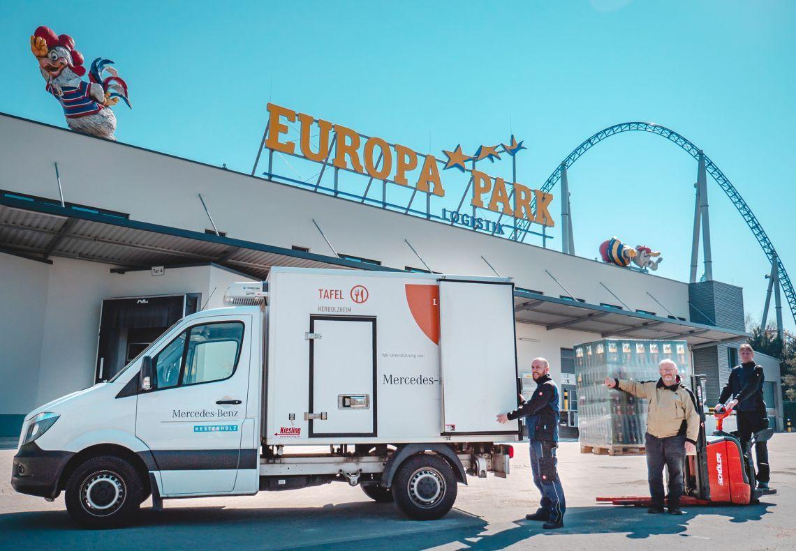 Europa-Park ist Vorbild in der Corona-Krise
