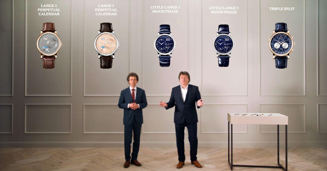 """VOK DAMS entwickelt Brand & Product Experience von A. Lange & Söhne für digitalen Genfer Uhrensalon """"Watches and Wonders"""""""