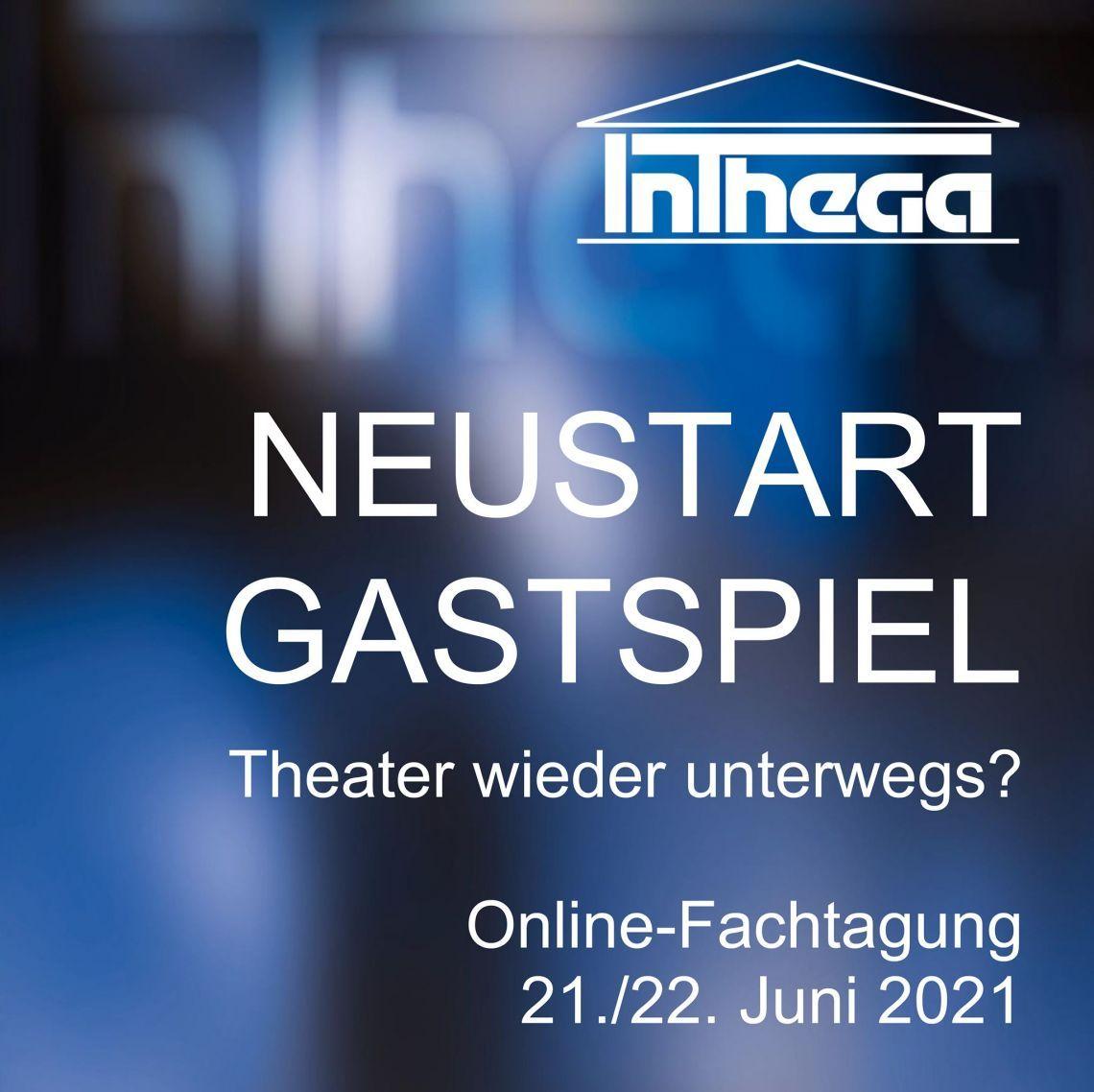 INTHEGA Online-Fachtagung (21./22. Juni 2021) - jetzt anmelden