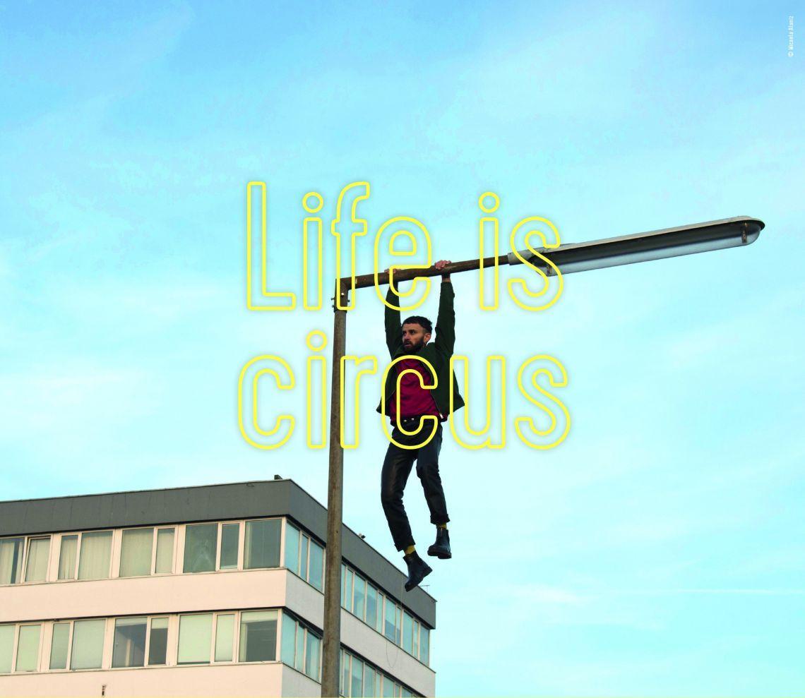 TANZPAKT Stadt-Land-Bund: CircusDanceFestival 2021, aktualisiertes Programm