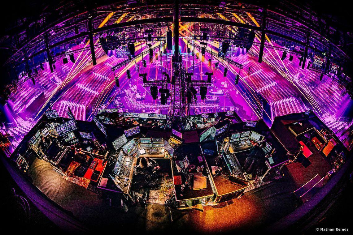Riedel baut Lösungsportfolio für Eurovision Song Contest weiter aus