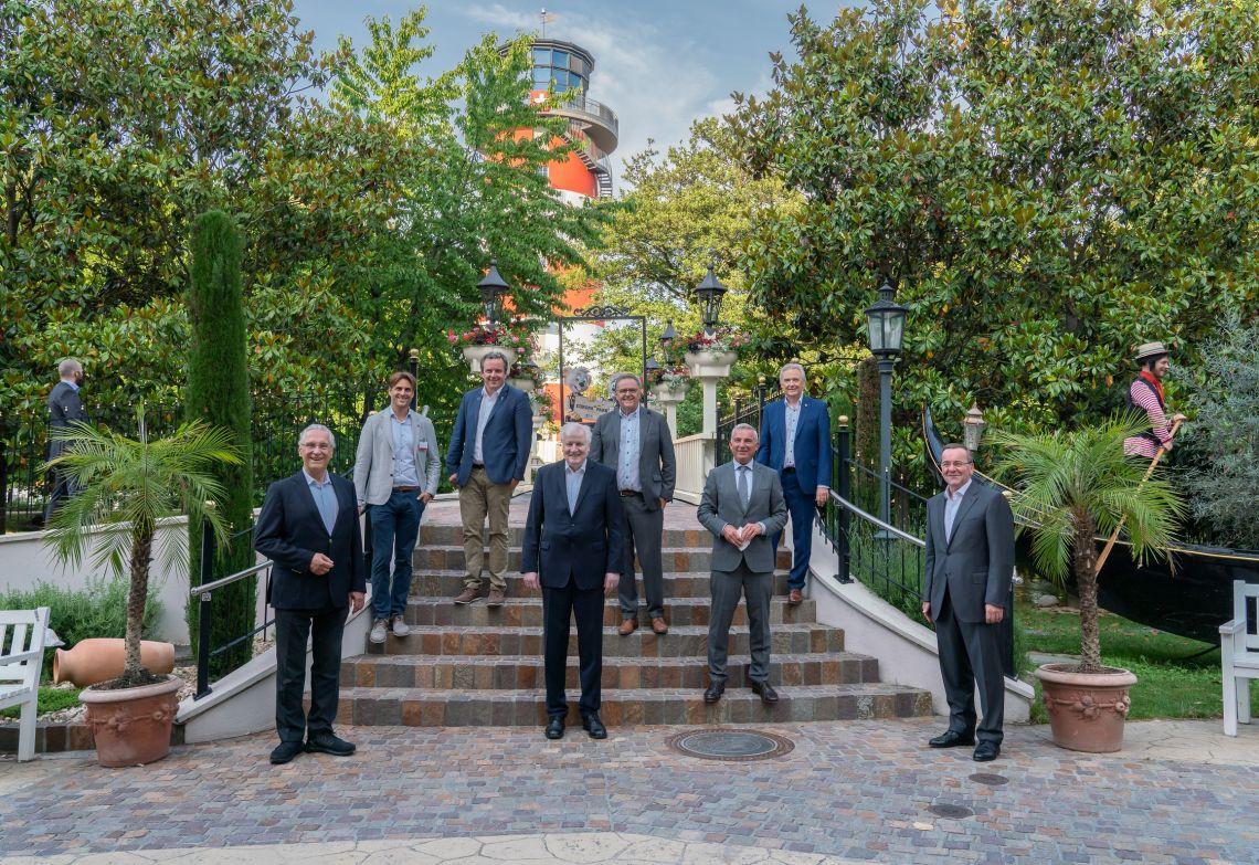 Erfolgreicher Ablauf der Innenministerkonferenz mit höchster Sicherheitsstufe im Europa-Park Resort