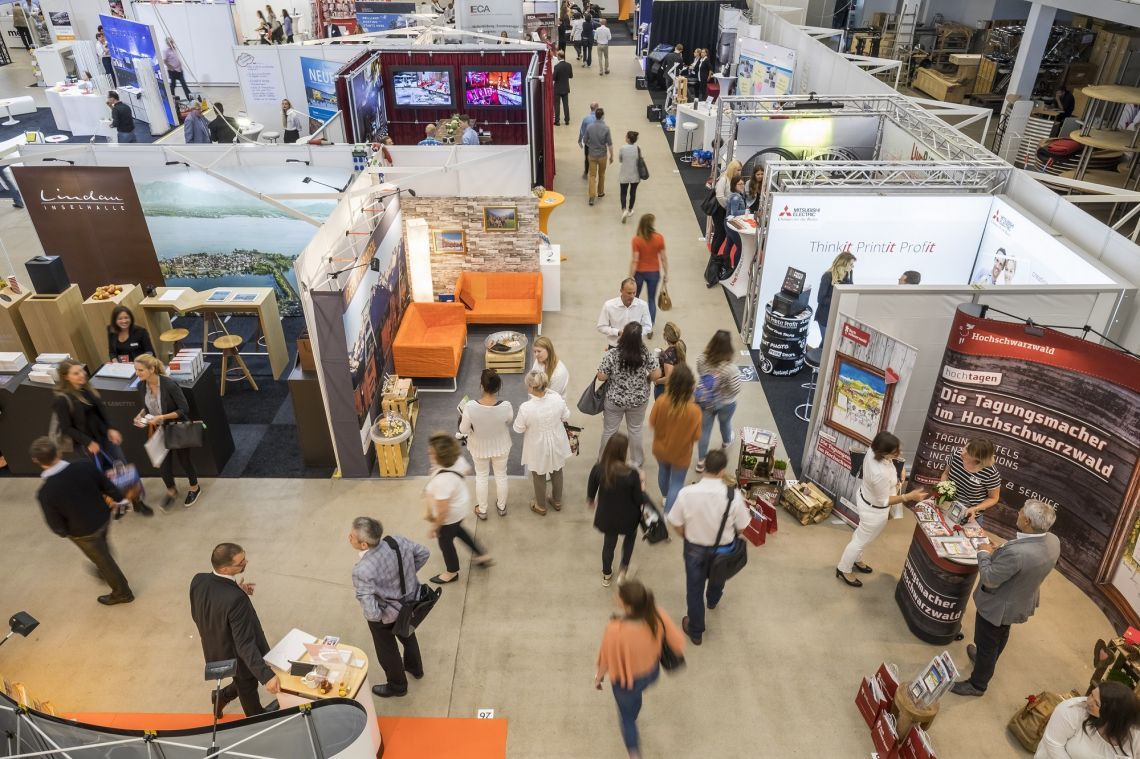 Real, virtuell, digital: LOCATIONS Messe HYBRID am 6. Juli in Ludwigsburg mit Programm