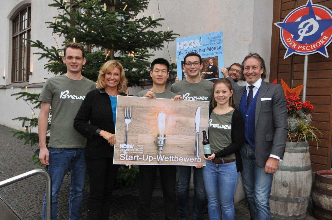 Start-up-Wettbewerb zur HOGA: Neue Wege gehen – Innovationen für die Gastronomie!