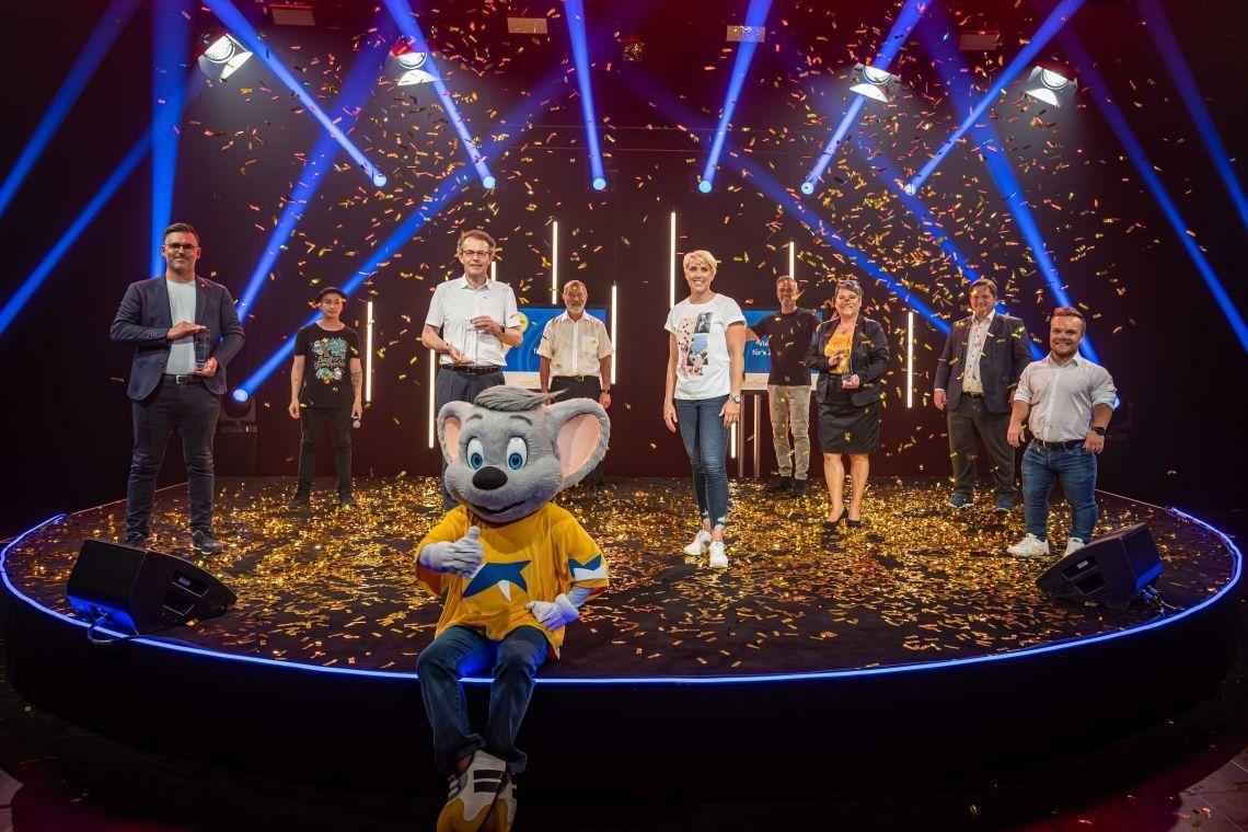 Lotto Sportjugend-Förderpreis im Europa-Park