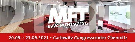 Information zur 22. EVVC Fachtagung - MFT 2021