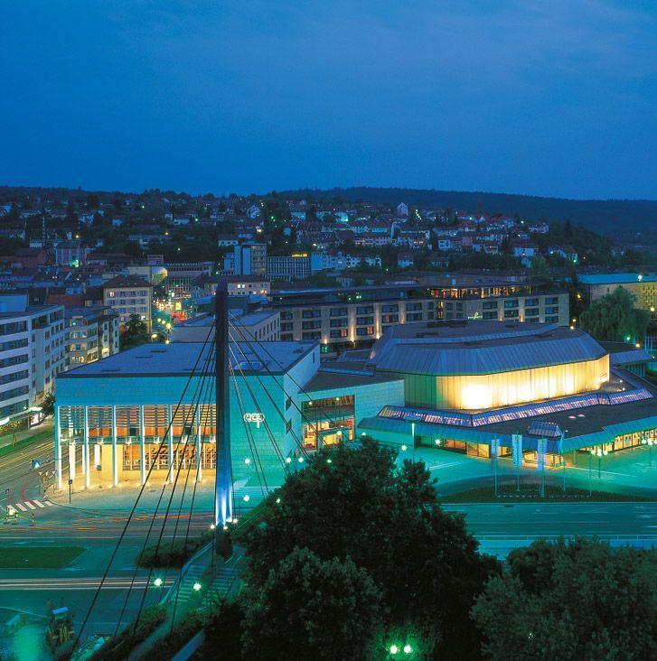 Tagen und Feiern in der Goldstadt Pforzheim!