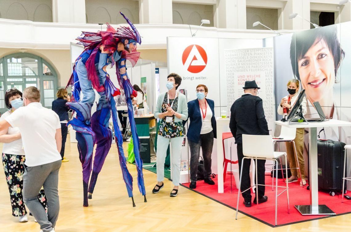 LOCATIONS Messen in Ludwigsburg und Leipzig: Mit Präsenz gemeinsam ein Zeichen gesetzt