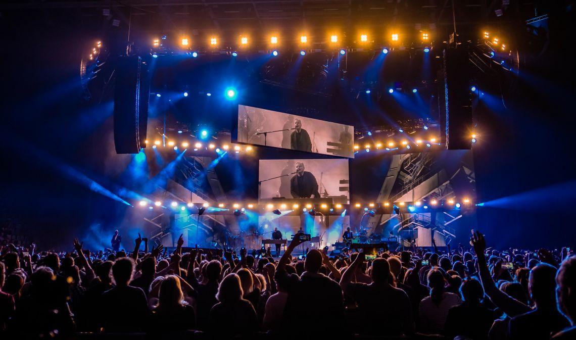 Investition in die Zukunft des Live-Entertainments: satis&fy rüstet Audio-Technik auf