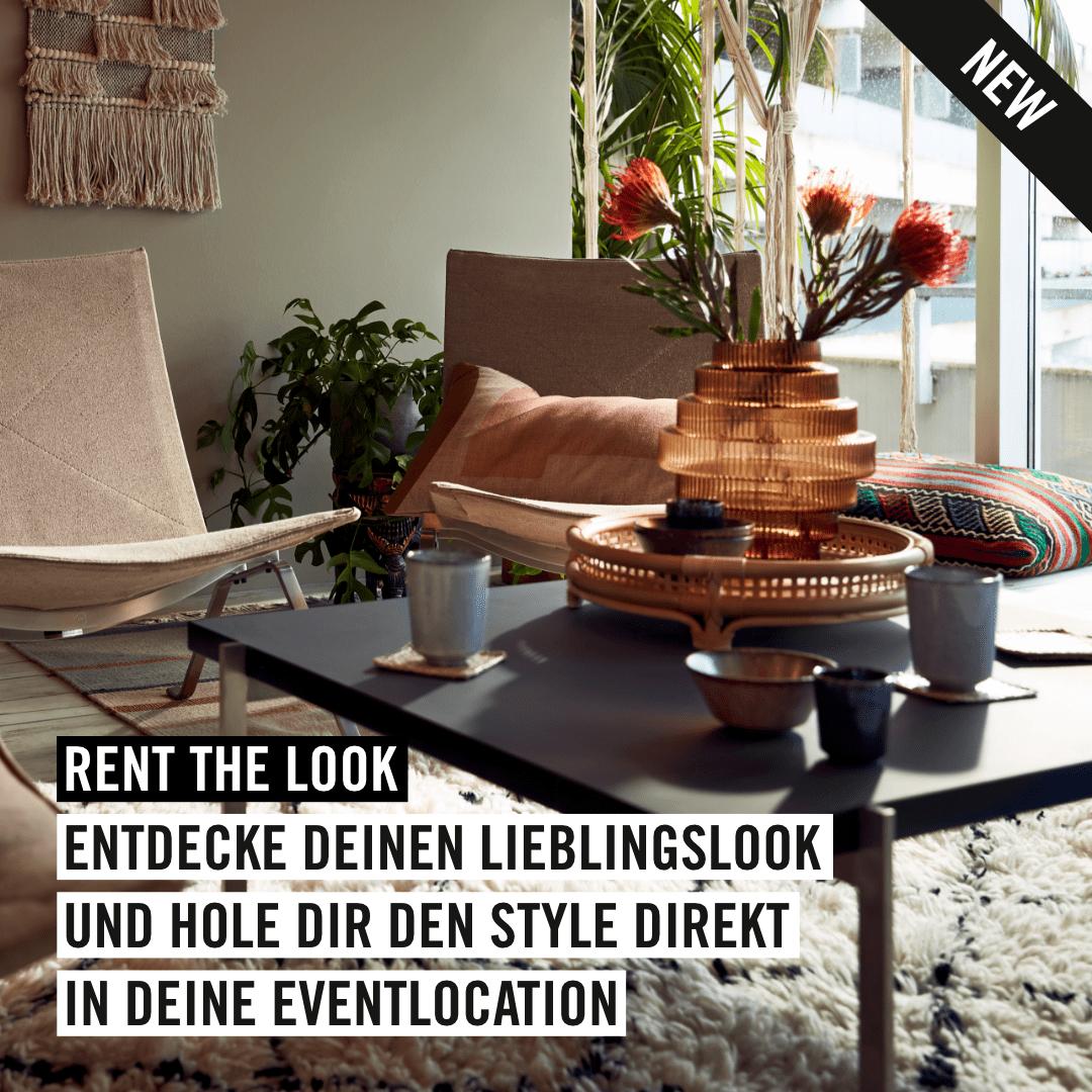 Rent the Look: der neue Online-Inspirationsservice