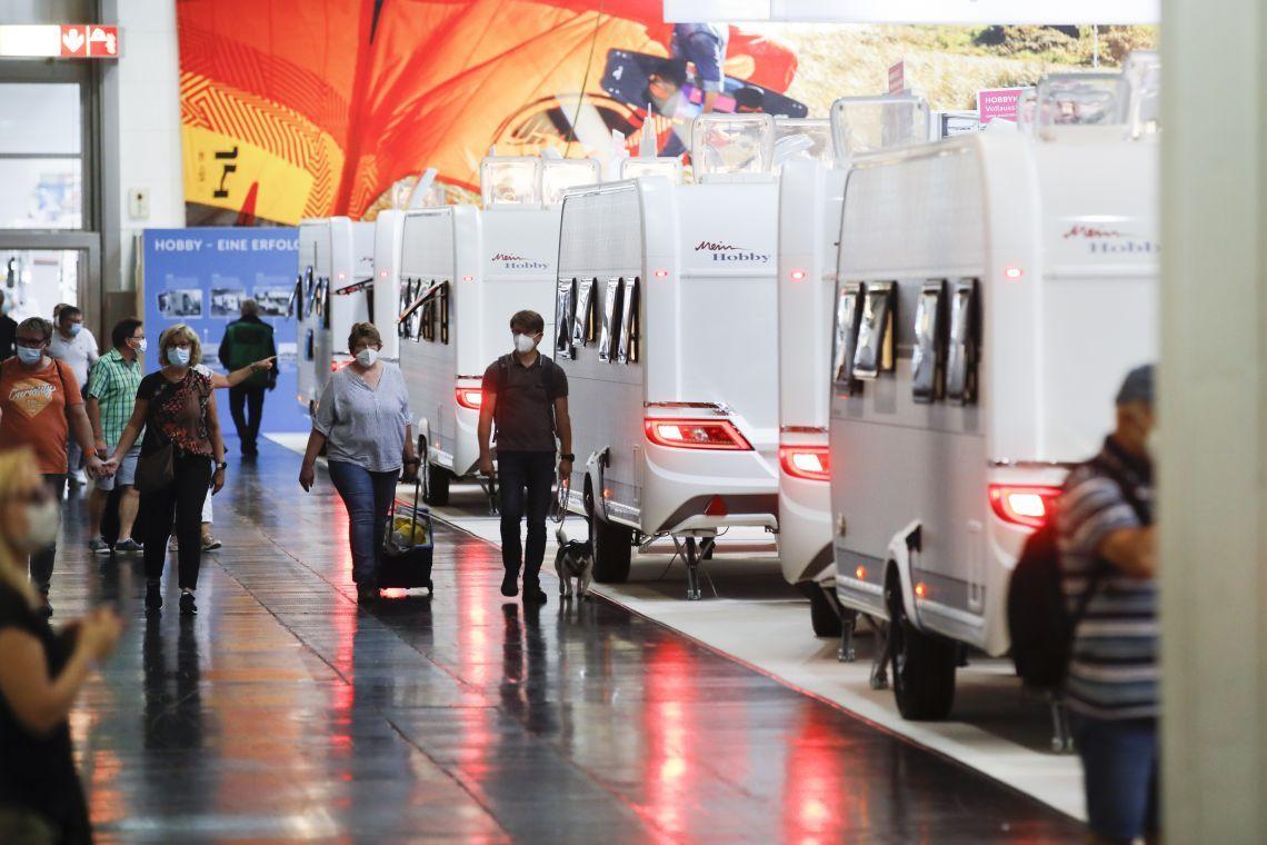 Messen in Deutschland laufen an: Branche fordert maximales Möglichmachen von der Politik