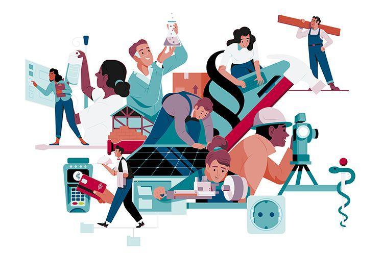"""Gemeinsam für """"Vielfalt in der dualen Ausbildung"""": Themenwoche des Sommers der Berufsausbildung"""